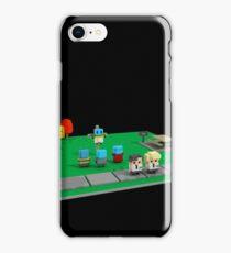 Alien Xesus iPhone Case/Skin