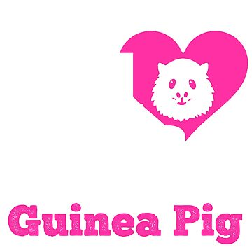 This Girl loves her Guinea Pig by inkpious