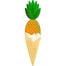 Pineapple Cone by pawpapaya