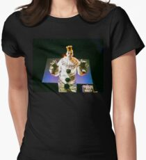 Puddles Pity Party Women's Fitted T-Shirt