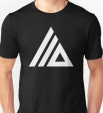 A For Triangle Logo Unisex T-Shirt