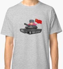 Uganda Knuckles Tank HI RESOLUTION Classic T-Shirt