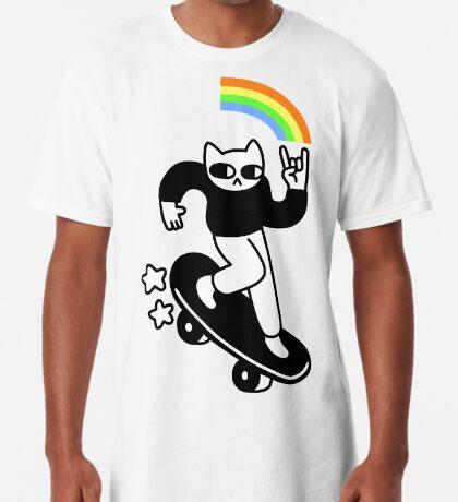 Coolest Cat Long T-Shirt