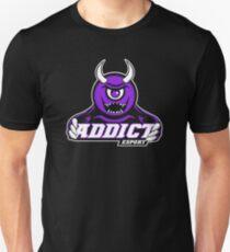Addict Esport Unisex T-Shirt
