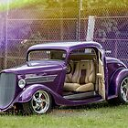 Purple 3 Window by barkeypf
