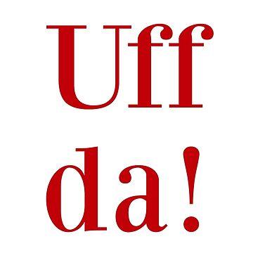 Uff da! by KristinaGale