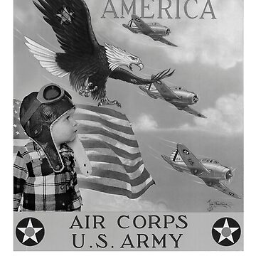 air core propaganda USA  by Jonotron