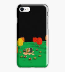 The Fairy Circle iPhone Case/Skin