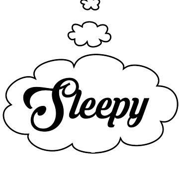 sleepy by EwwGerms