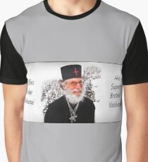 God Bless Brother Nathanael Graphic T-Shirt