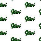 Green Kiwi by artsydraft
