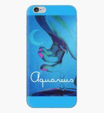 Aquarius Star sign  iPhone Case