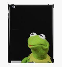Vinilo o funda para iPad Kermit la rana