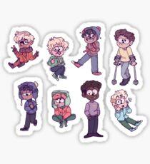 Some Boys (Version 1) Sticker