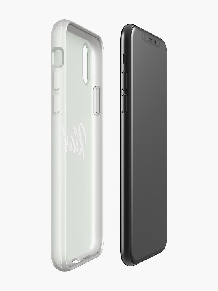 Alternate view of White Kiwi iPhone Case & Cover