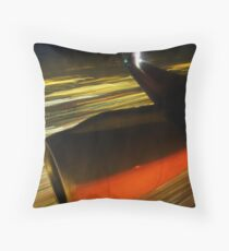 Flying By... Throw Pillow