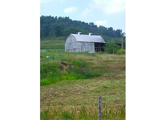 Belington Barn  by Jennifer Jones