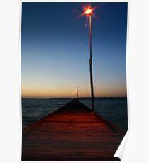 Como jetty Poster