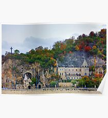 Budapest in Autumn Poster