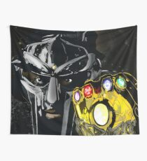 Infinite God Doom- Digital Painting  Wall Tapestry