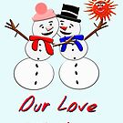 Our Love Will Last Forever by Dennis Melling