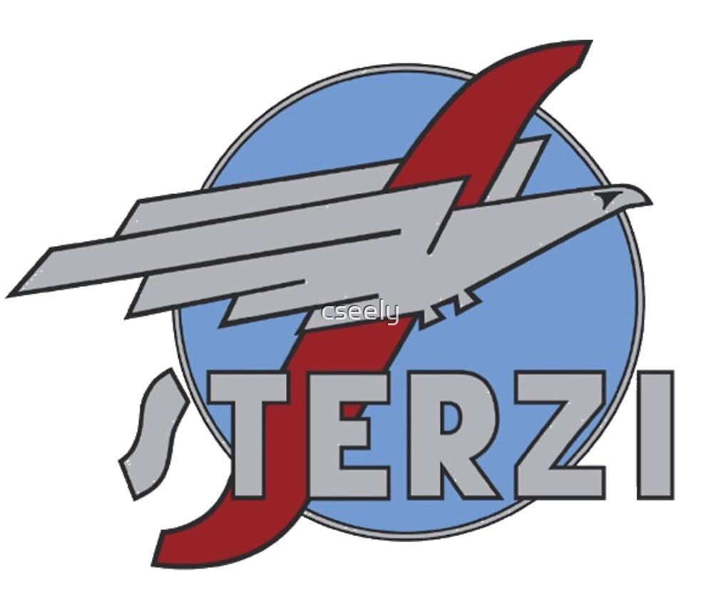 STERZI MOTORCYCLE SHIRT by cseely
