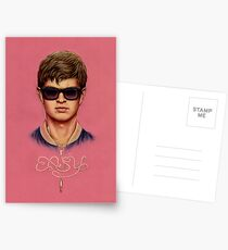 Baby Driver Postcards