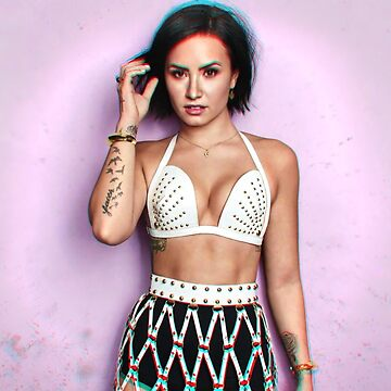 Demi Lovato by qweenanngeee