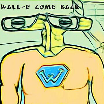 Wall-e cayber by Aaaab