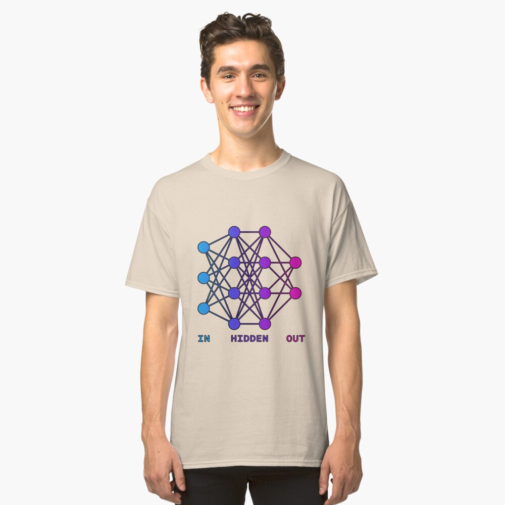 Feed Forward Neural Net Classic T-Shirt