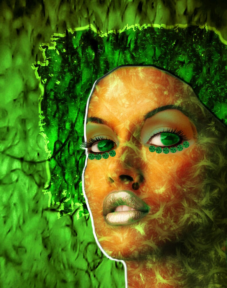 Woman of nature by CheyenneLeslie Hurst