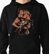 Ripley from Aliens Pullover Hoodie