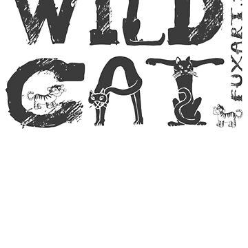 wildcat - wild cats by fuxart