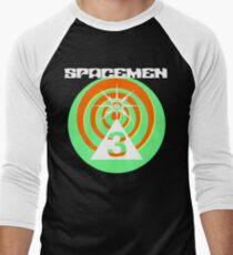 Spacemen 3 [80s Colourway] Men's Baseball ¾ T-Shirt