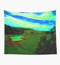 COUNTRY SERENITY Wall Tapestry