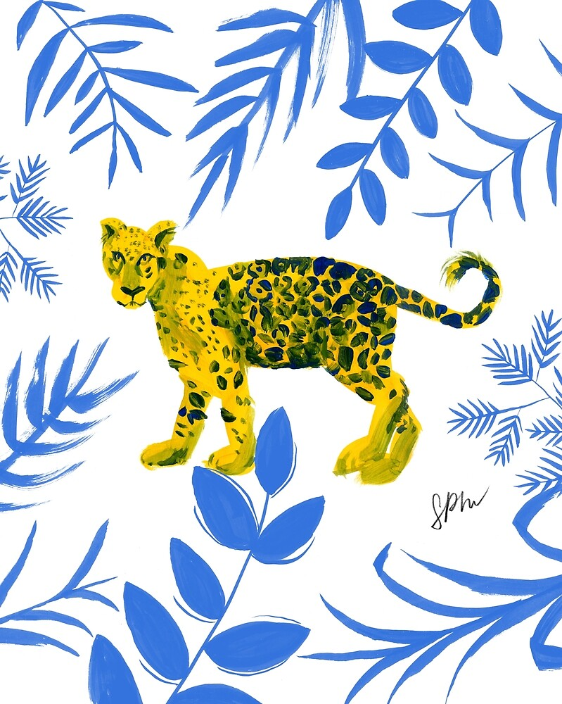 Jaguar Magic by straypencil