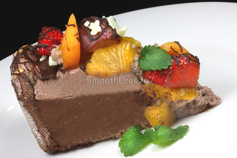 Chocolate and Fruits by SmoothBreeze7