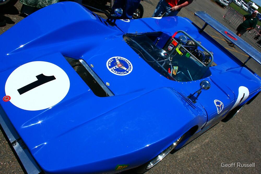 Matich SR4 V8 Sports Car by Geoff Russell