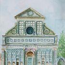 Santa Maria Novella by Valentina Abadia Henao