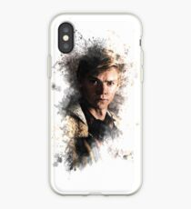 Newt - Maze Runner: Death Cure Painting Design Color iPhone Case