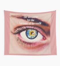 Dreamers  Wall Tapestry