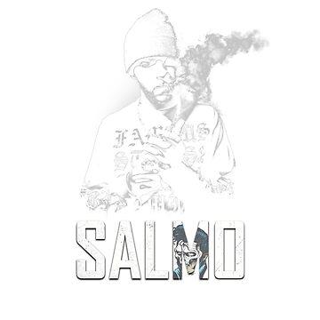 Salmo - C&A Music by ColorandArt-Lab