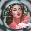 Maria Felix - Recultura 006 by knifeplay