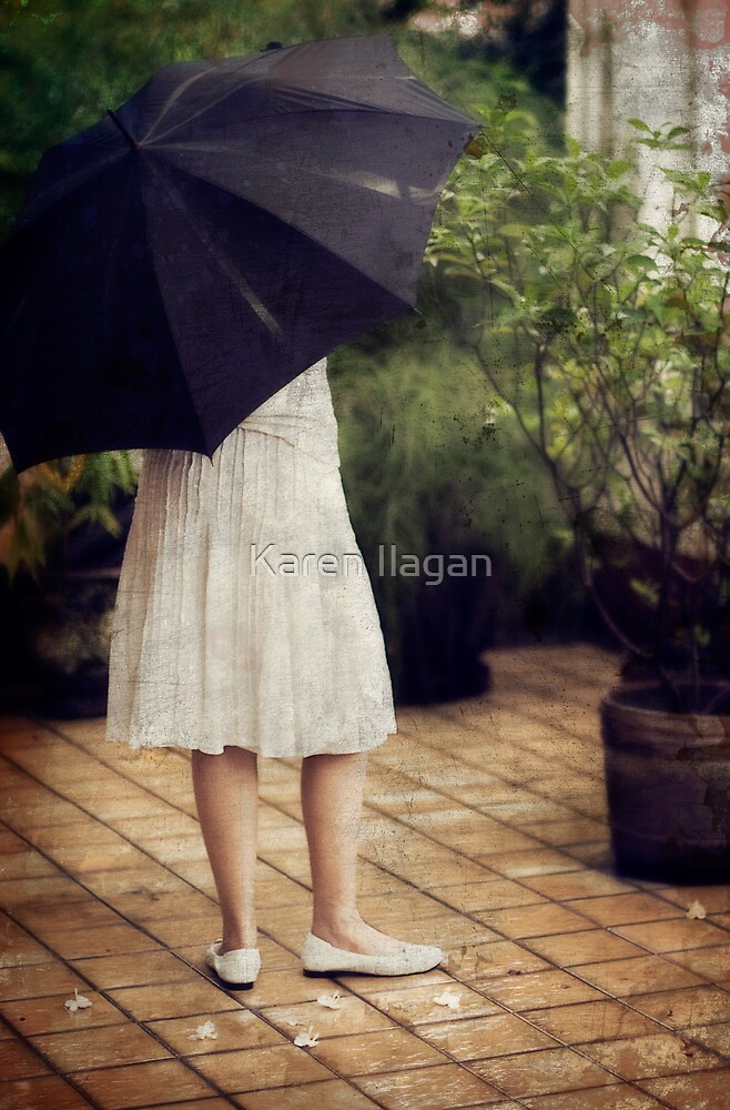 Behold The Rain by Karen Ilagan