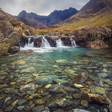 Fairy Pools, Isle of Skye by chuckirina