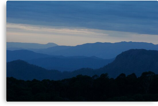 Blue Hills by Stanton Hooley