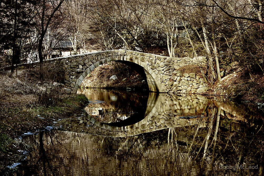 Bridge Across Time by Bobby McLeod