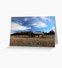 Brayshaw's Hut Greeting Card