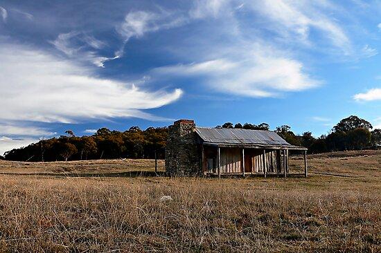 Brayshaw's Hut by Stanton Hooley