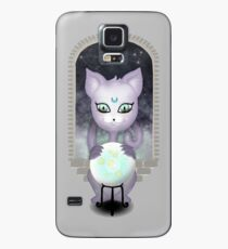 Mystic Miku   Crystal Ball & Zodiac   Light Grey Case/Skin for Samsung Galaxy